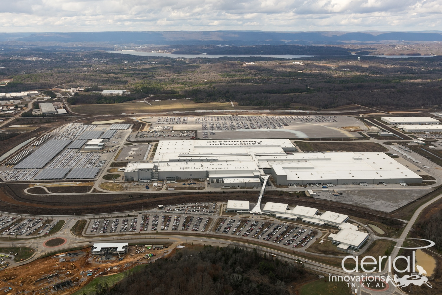 Volkswagen Chattanooga Jobs >> Volkswagen Chattanooga Assembly Plant Enterprise South
