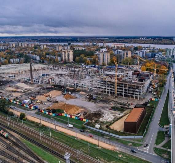 Construction Photography for Progress Reporting - Aerial Innovations Southeast